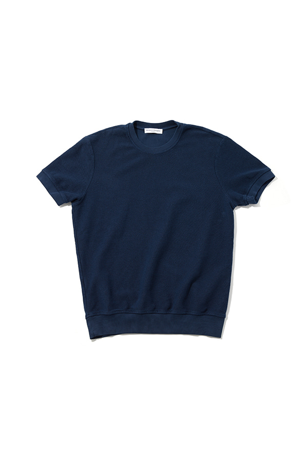 Short Sleeve Sweat Shirts_NA