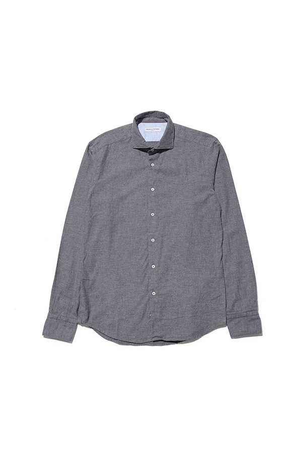 Flannel Solid Shirts_GY