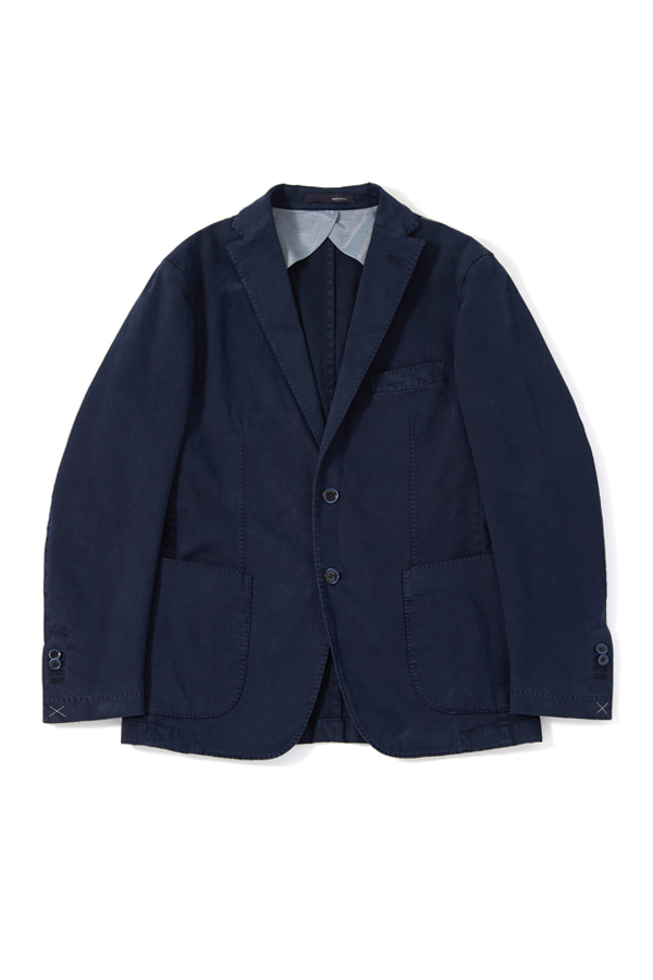 Moleskin Cotton Set-Up Jacket_NA