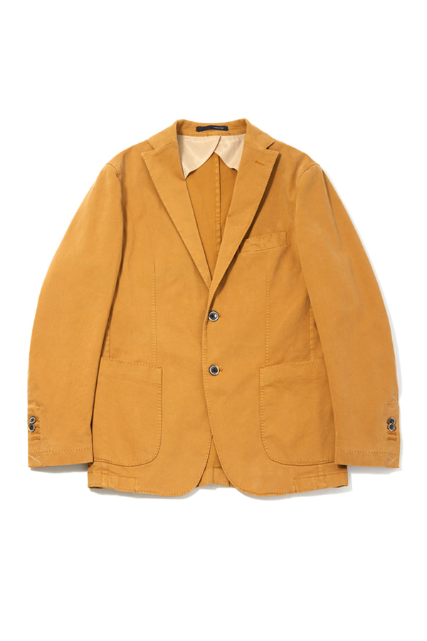 Moleskin Cotton Set-Up Jacket_CM