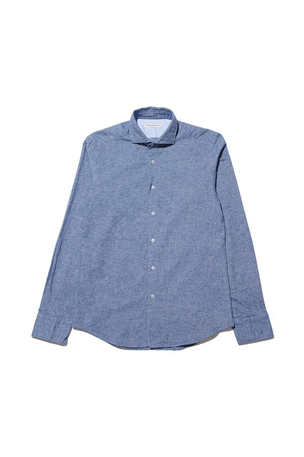 Flannel Solid Shirts_BL
