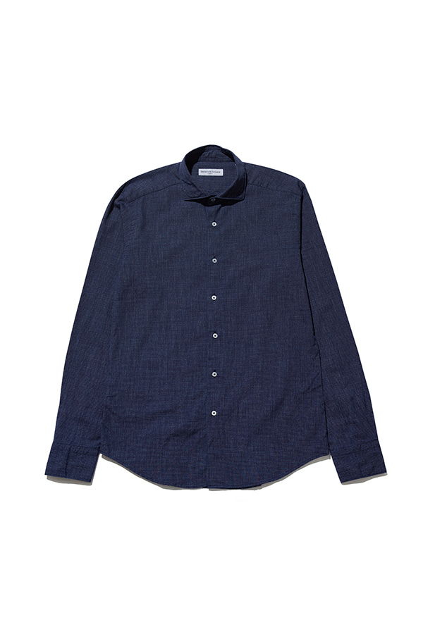 Hound Tooth Check Shirts_DG