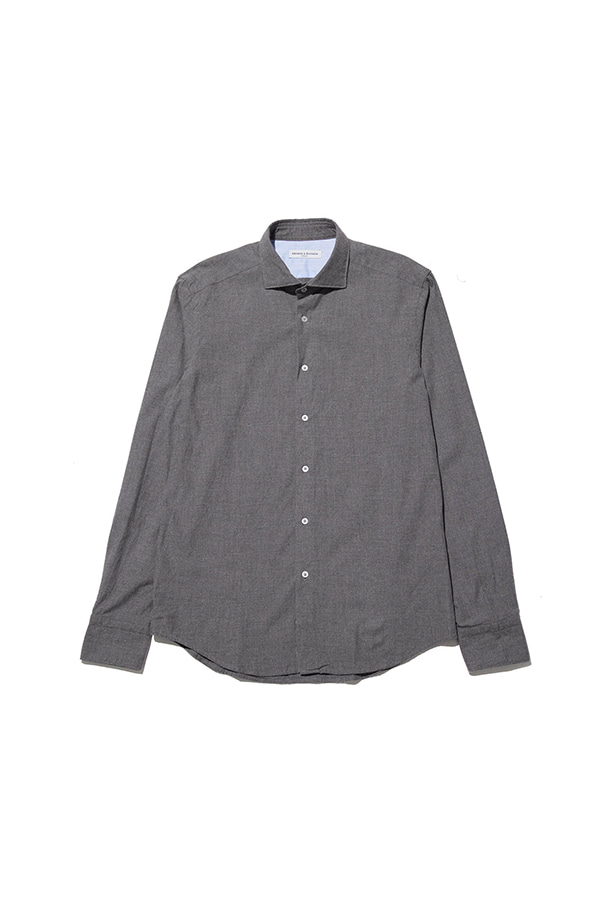 Flannel Solid Shirts_BR